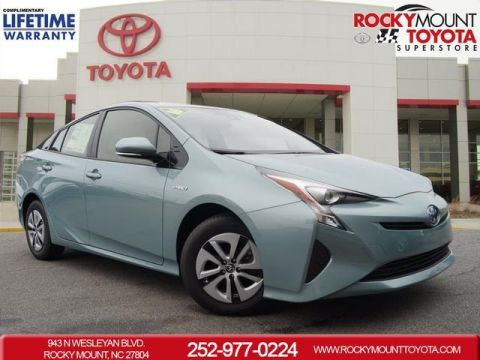 New 2016 Toyota Prius Three